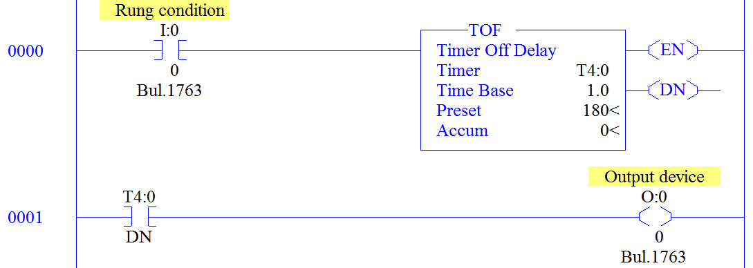 Ab C D Circuit Diagram Timer Off Delay Control Real English