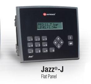 Unitronics Jazz-J Flat Panel