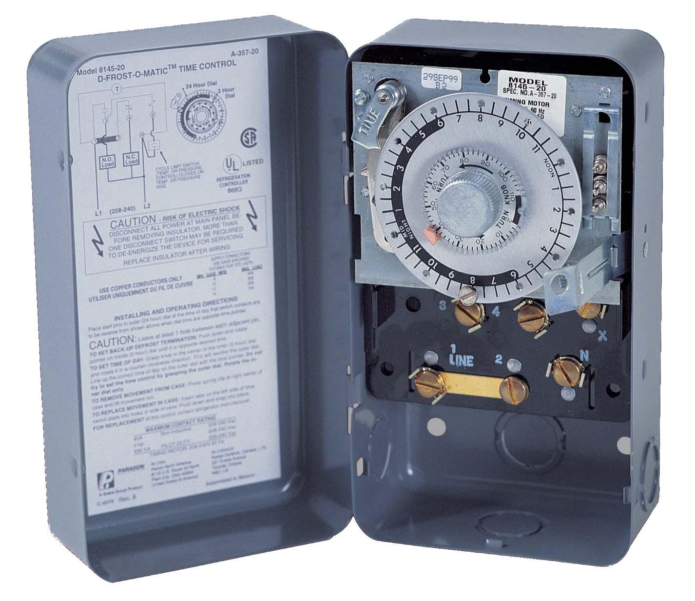 Paragon Defrost Timer Wiring Diagram Gandul 457779119 – Defrost Timer Wiring Diagram