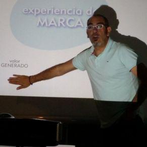 Juanjo Brizuela - III Jornadas OPTIMA LAB (foto de Paz Garde)