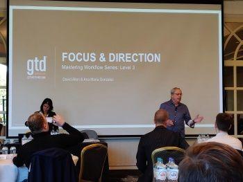 Curso Focus and Directon con David Allen