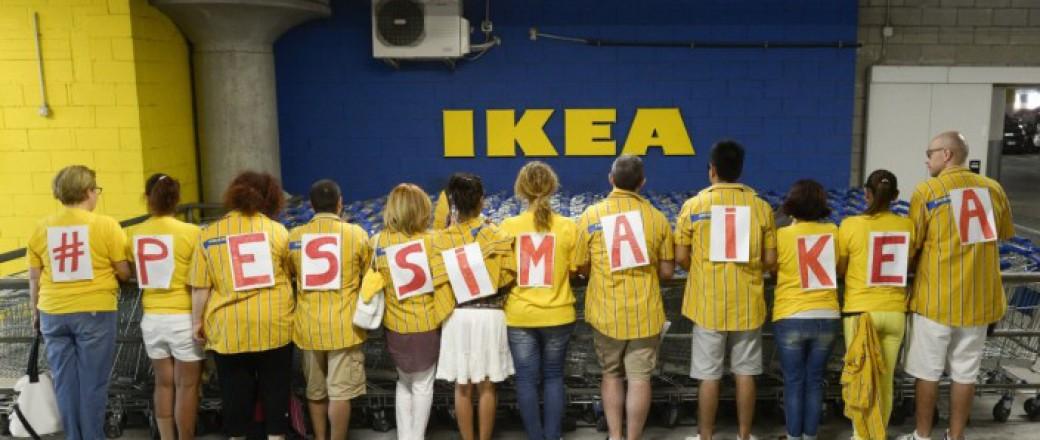 Ikea Day L8 Dicembre Non Ci Faremo Intimidire Contropiano