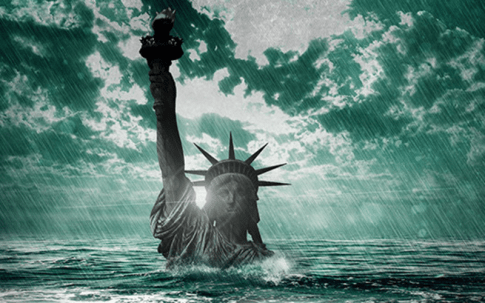 O declínio do império militar americano