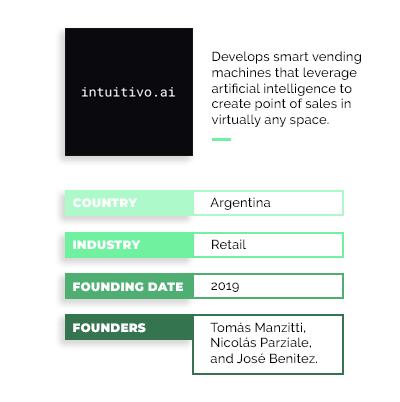 intuitivo está creando la máquina expendedora del futuro para américa latina