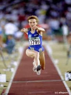 Inessa Kravets. Record mundial, atletismo