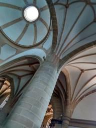 Interior de Santa María la Mayor