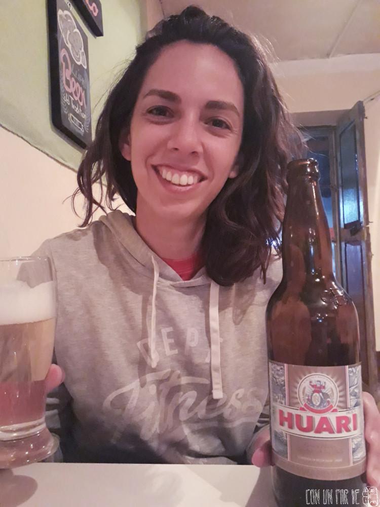 Cerveza Huari