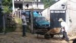 Cerca de dos mil viviendas afectadas se reportan en Tepoztlán