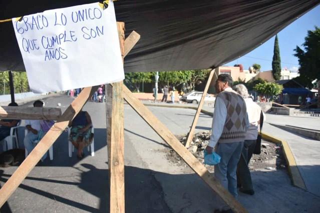 Damnificados de Altavista se niegan a dejar la Secundaria número 2