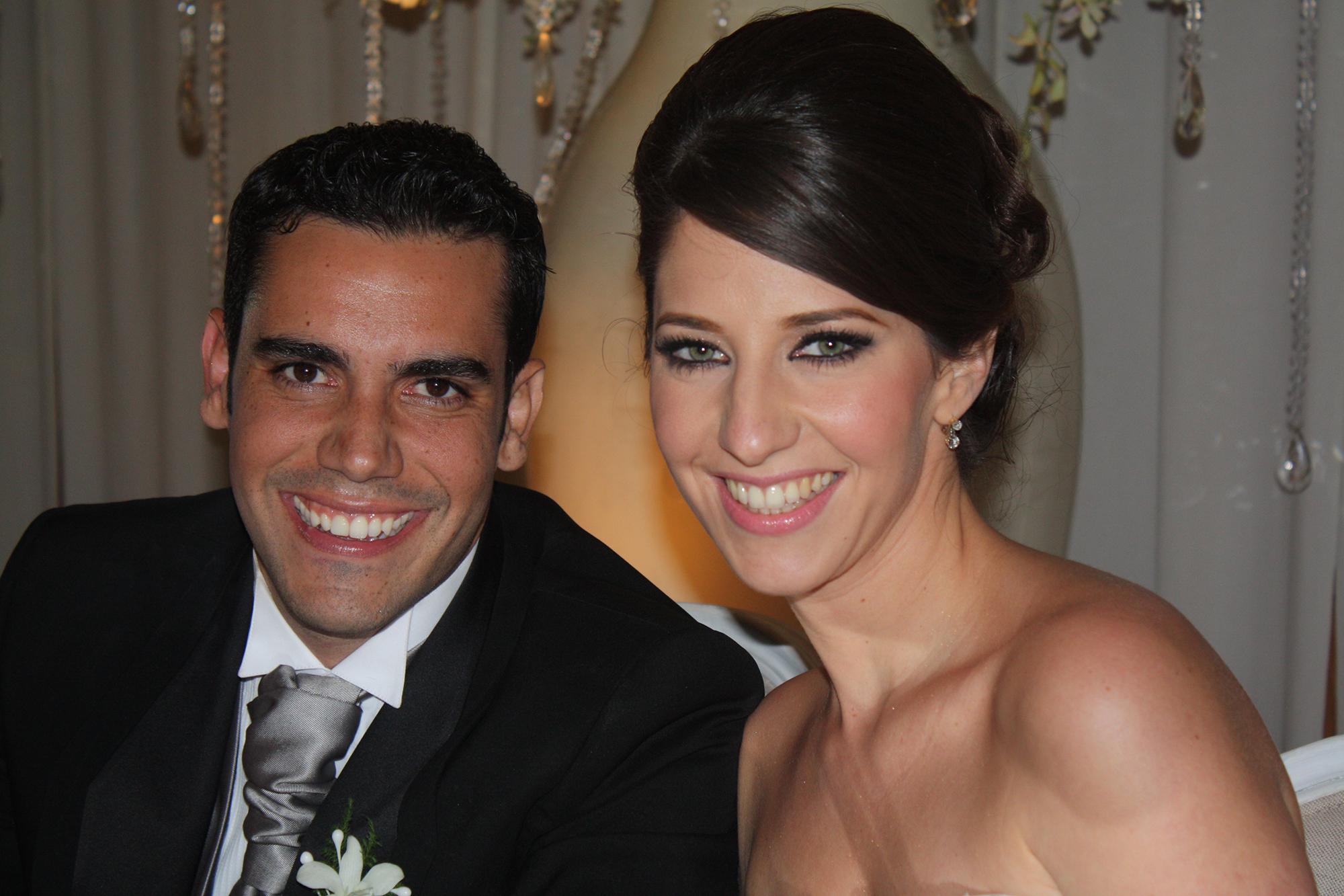 Rafael y Marisa
