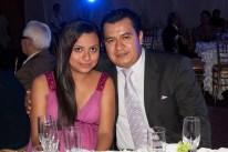 Omar Juarez y Elena Reyes