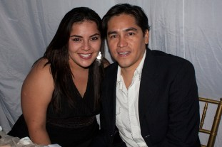 Óscar Nahim Garduza y Leonora Limón