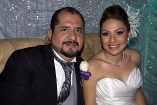 Javier Gonzalez y Arely Sulvaran
