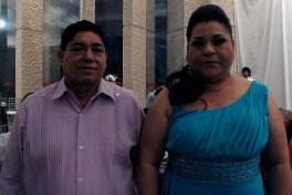 Maria Isabel y Carlos Puga