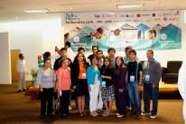 Inauguración Business Hackathon 2014.