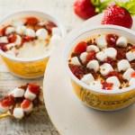 セブン‐イレブン/マックス ブレナーとコラボ、ホワイトチョコと苺のアイス