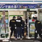 高山市でコンビニ強盗 20万円奪い男逃走
