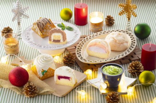 セブン‐イレブン/人気の「かまくら」アレンジしたクリスマススイーツ発売