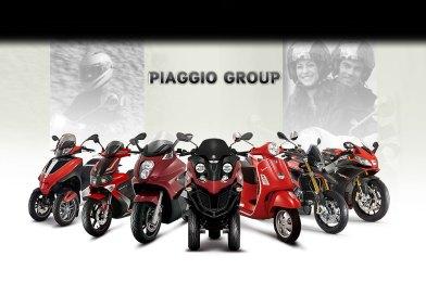 Moto e scooter del gruppo PIAGGIO (tutte le convenzioni sono valide anche per assegnisti e dottorandi)