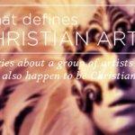Christian Art: Allow paradox