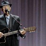 Leonard Cohen: musical legend, spiritual guide