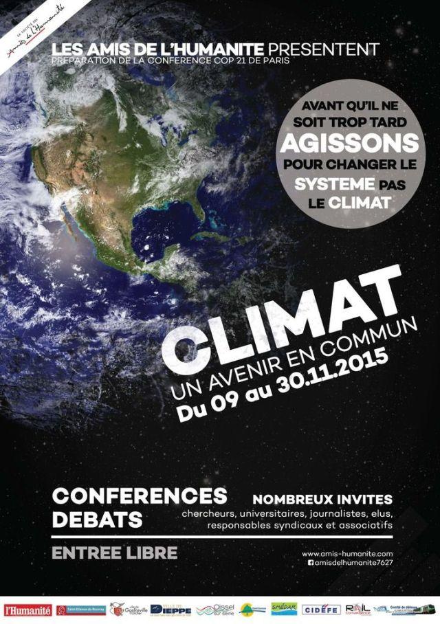 Régionales ... et COP 21...