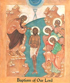 January 5: Eve of the Theophany of Jesus Christ