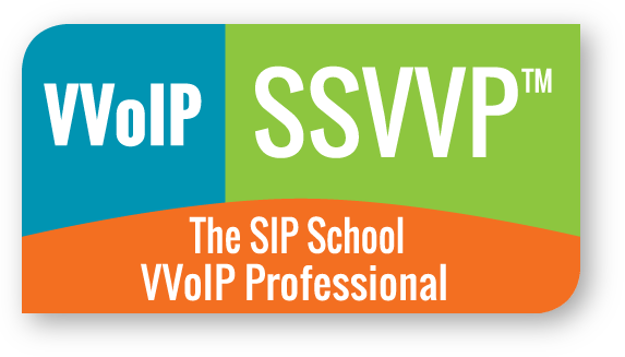 SIP Training from The SIP School with ConvergeOne - SSVVP™ Voice and Video over IP training and certification