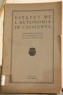 Estatut 1919