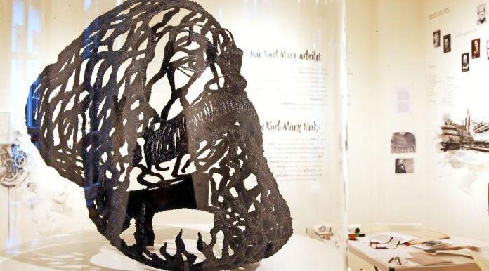 Trier escultura busto