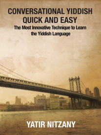 CONVERSATIONAL YIDDISH QUICK AND EASY