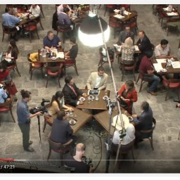 "<span class=""entry-title-primary"">Al Jazeera Café</span> <span class=""entry-subtitle"">The Al Jazeera Café is not just a debate. It is a conversation. A global conversation.</span>"