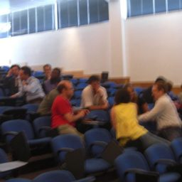 "<span class=""entry-title-primary"">Knowledge Cafés in a lecture theatre</span> <span class=""entry-subtitle"">Cafés can even be run in lecture theatres</span>"