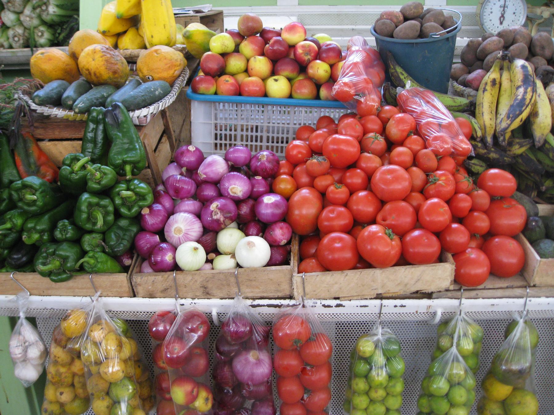 El Mercado De Otavalo Ecuador Conversational Spanish