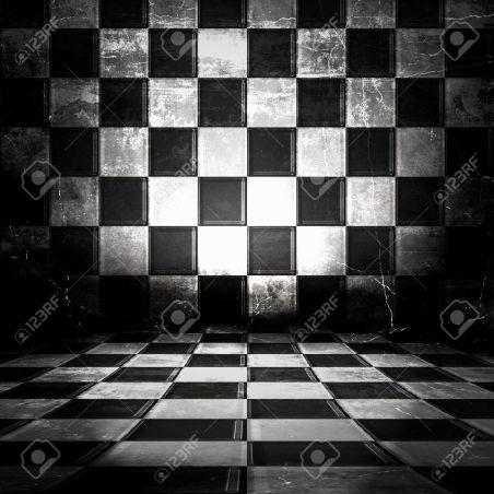 5355929-blanco-y-negro-cuadros-grunge-habitaciones-foto-de-archivo