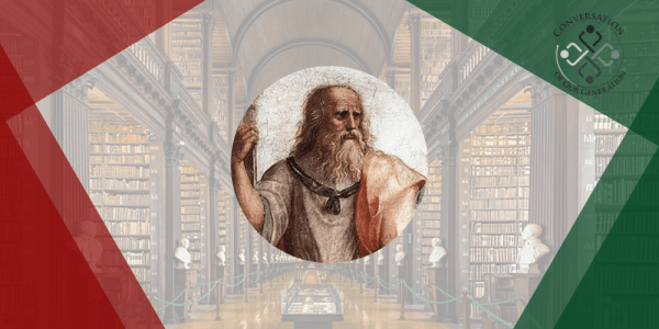 Learning How to Discuss Ideas From Plato's Symposium