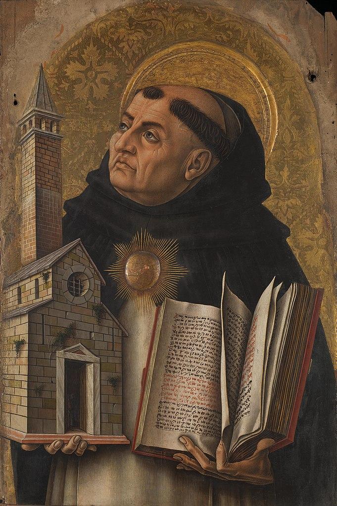 Thomas aquinas and the church