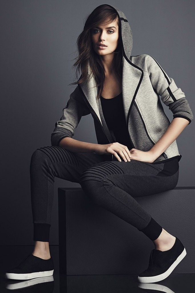 Wallpapers Adidas Girl Elie Tahari Launches Elie Tahari Sport For Spring 2015