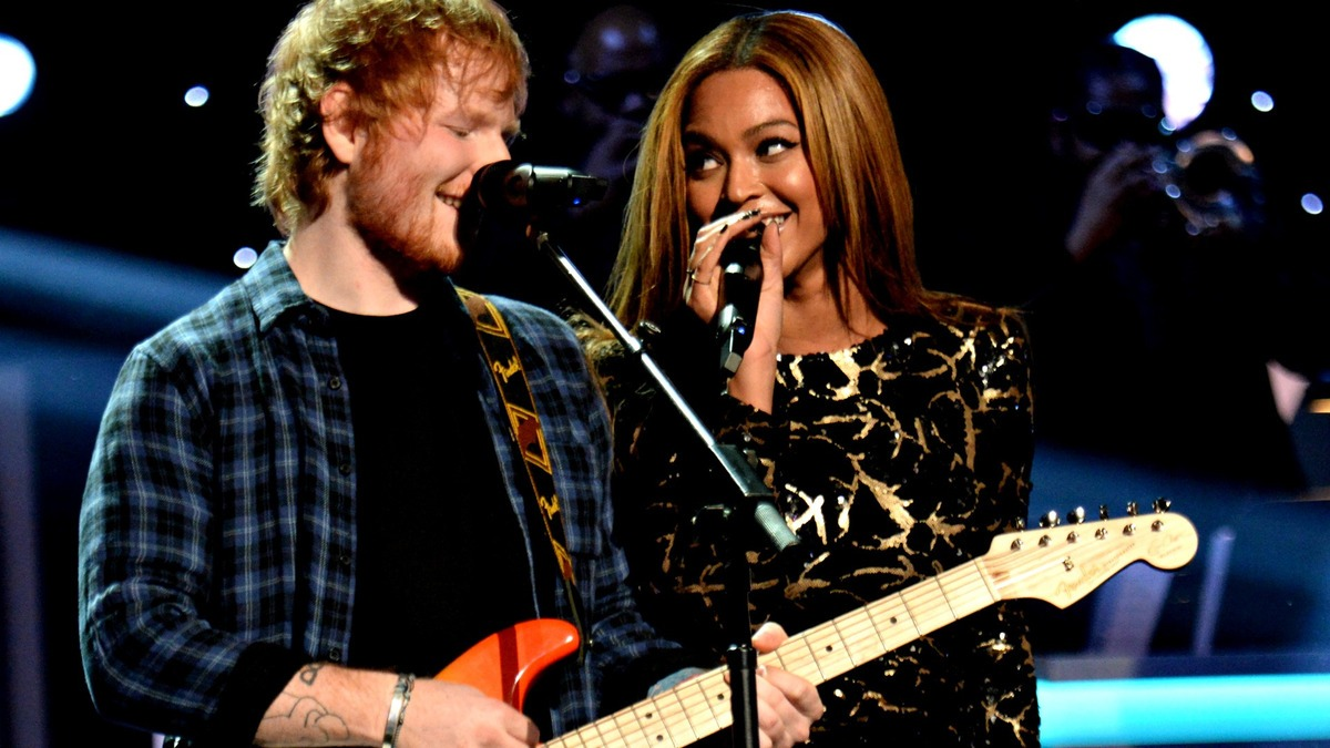 Image result for beyonce sheeran
