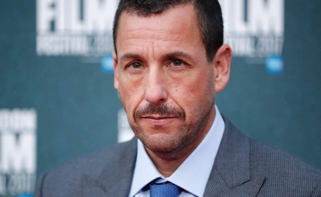 Adam Sandler To Star In Uncut Gems From Good Time