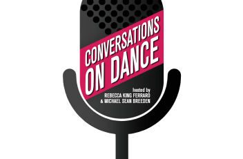 The Conversations on Dance podcast