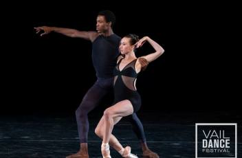 Isabella Boylston from the Vail Dance Festival - Conversations on Dance
