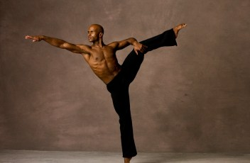 Glenn Allen Sims - Conversations on Dance - Photo by Andrew Eccles