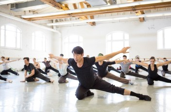Edwaard Liang - Conversations on Dance Podcast