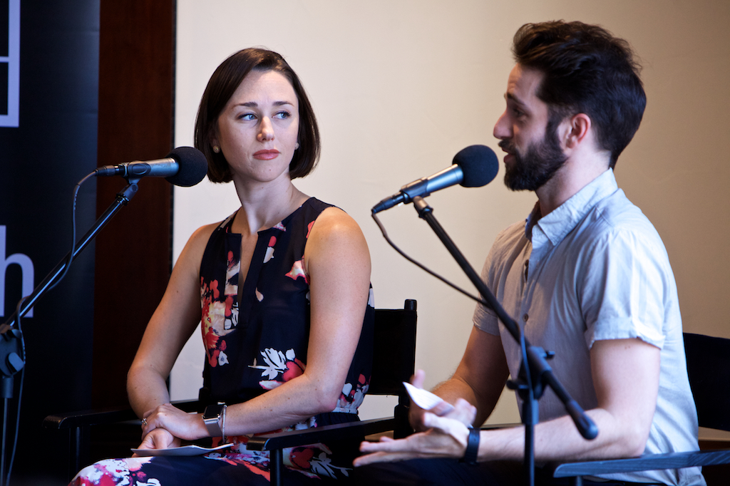 ballet podcast, Conversations on Dance, dance podcast, Featured, Miami City Ballet, Michael Sean Breeden, rebecca king ferraro, vail dance festival, yumiko