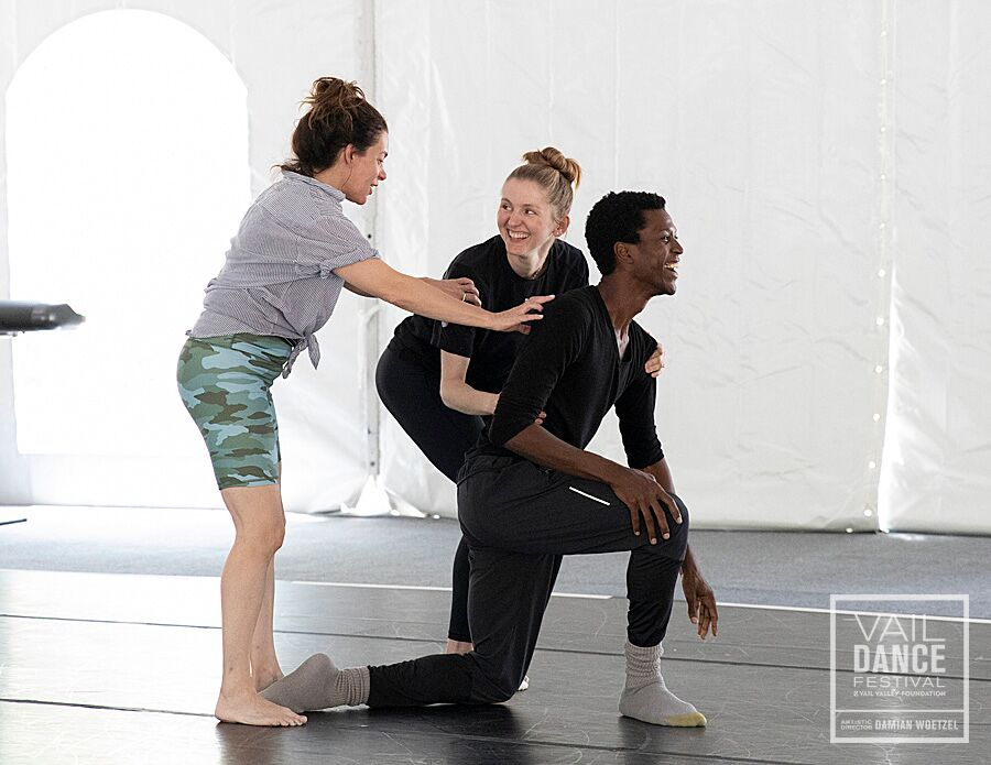 pam tanowitz, vail dance festival, choreography, pam tanowitz dance, conversations on dance, new work, choreography, rebecca king ferraro, michael sean breeden, new york city ballet, american ballet theatre