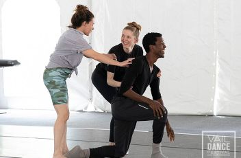 Pam Tanowitz - Vail Dance Festival - Conversations on Dance