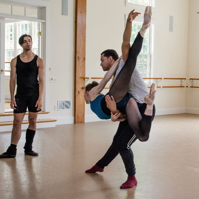 preston chamblee, conversations on dance, podcast, ballet podcast, new york city ballet, nycb, rebecca king ferraro, michael sean breeden, ballet collective, troy Schumacher,