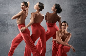 Ballet Hispanico - Conversations on Dance - Photo by Rachel Neville