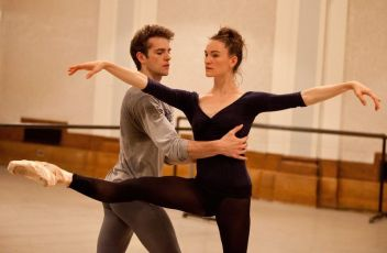 Megan LeCrone - Soloist with New York City Ballet - Conversations on Dance podcast